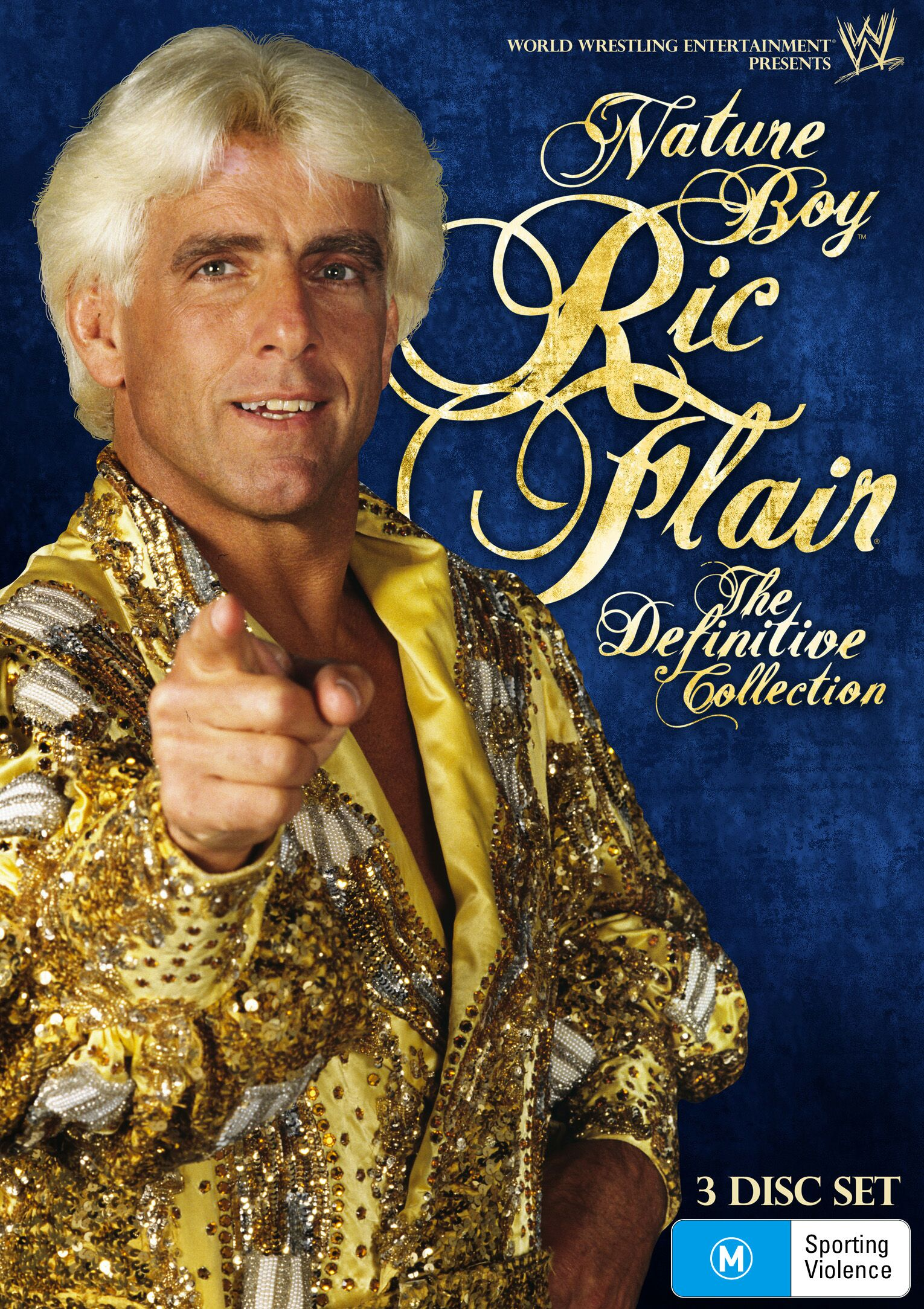 Ric Flair in Nature Boy Ric Flair: The Definitive Collection (2008)