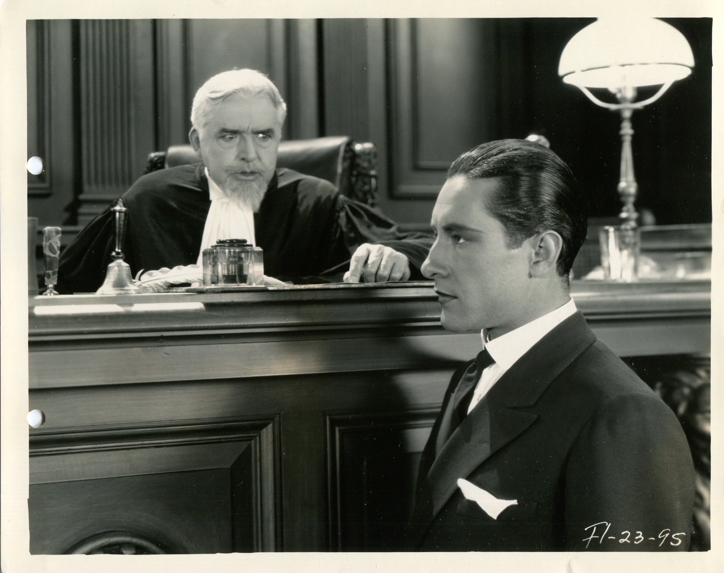 Paul Vincent in The Veiled Woman (1929)