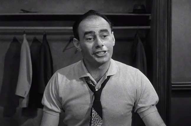 Martin Balsam in 12 Angry Men (1957)