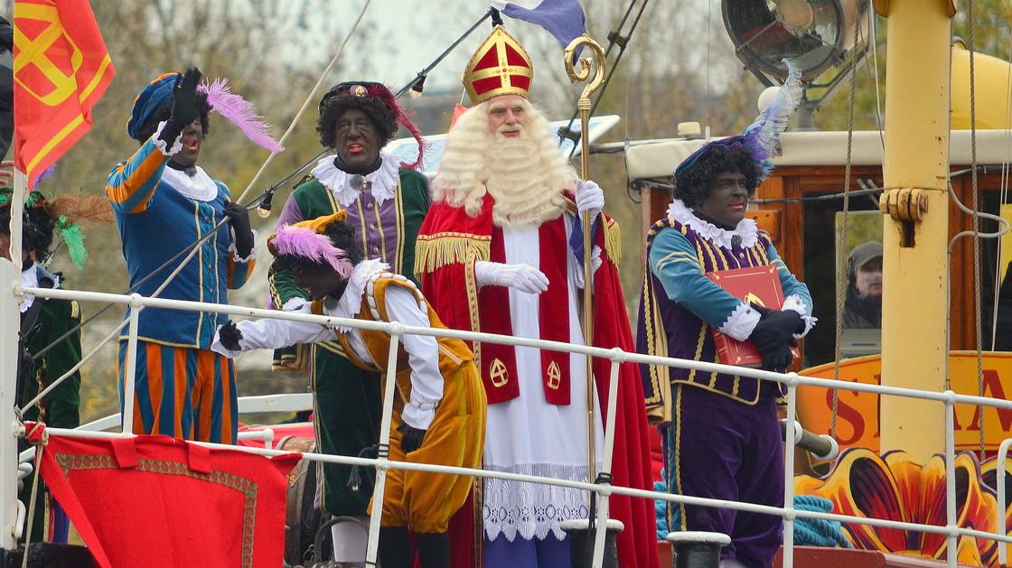 Intocht van Sinterklaas (1952-)