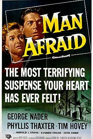 Film-Noir Man Afraid Movie