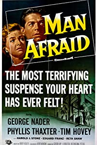 Sites to download latest english movies Man Afraid by Harry Keller USA  [HDR] [640x360]