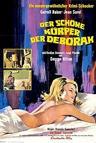 Carroll Baker, Luigi Pistilli, and Jean Sorel in Il dolce corpo di Deborah (1968)
