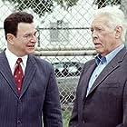 James Coburn and Robert Wuhl in Arli$$ (1996)