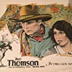 Fred Thomson in The Two-Gun Man (1926)
