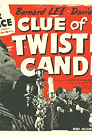 Clue of the Twisted Candle Poster