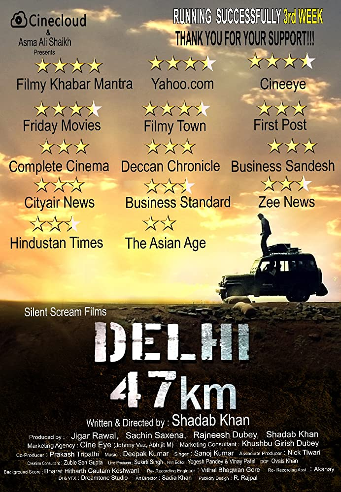 Delhi 47 KM 2018 Hindi 294MB HDRip Download