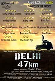 Delhi 47Km (2018) HDRip hindi Full Movie Watch Online Free MovieRulz