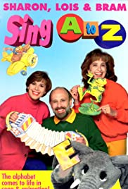 Sharon, Lois & Bram Sing A to Z Poster