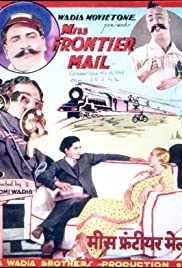 Miss Frontier Mail Poster