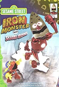 Primary photo for Sesame Street: Elmo and Friends - Iron Monster and Other Super Stories