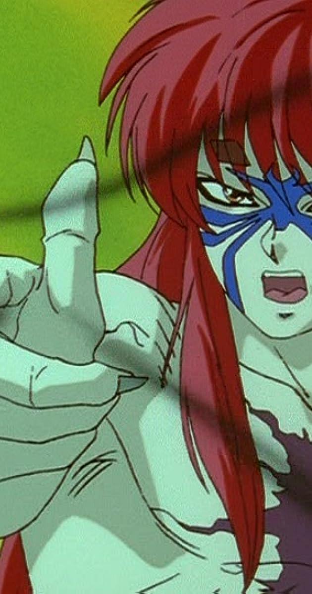 """Yu Yu Hakusho: Ghost Files"" Yusuke vs. Rando Midariretobu ..."