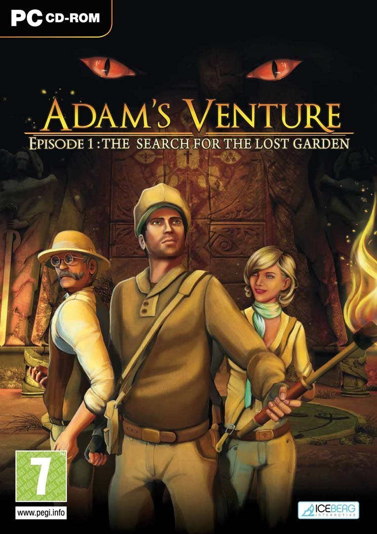 Adam\'s Venture: Episode 1, The Search for the Lost Garden (Video ...