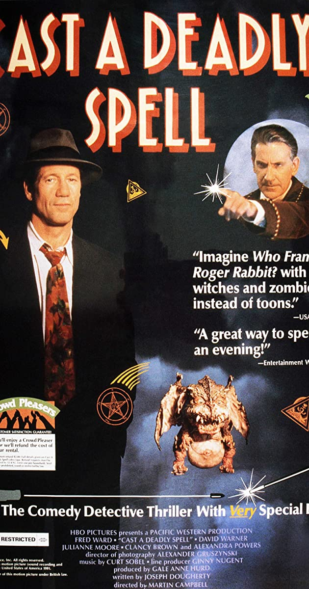 Cast a Deadly Spell (1991) Subtitles