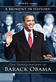 NBC News Special: The Inauguration of Barack Obama Poster