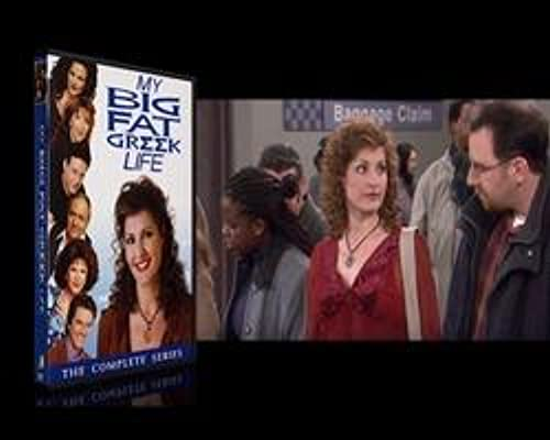 My Big Fat Greek Life: Complete Series on DVD