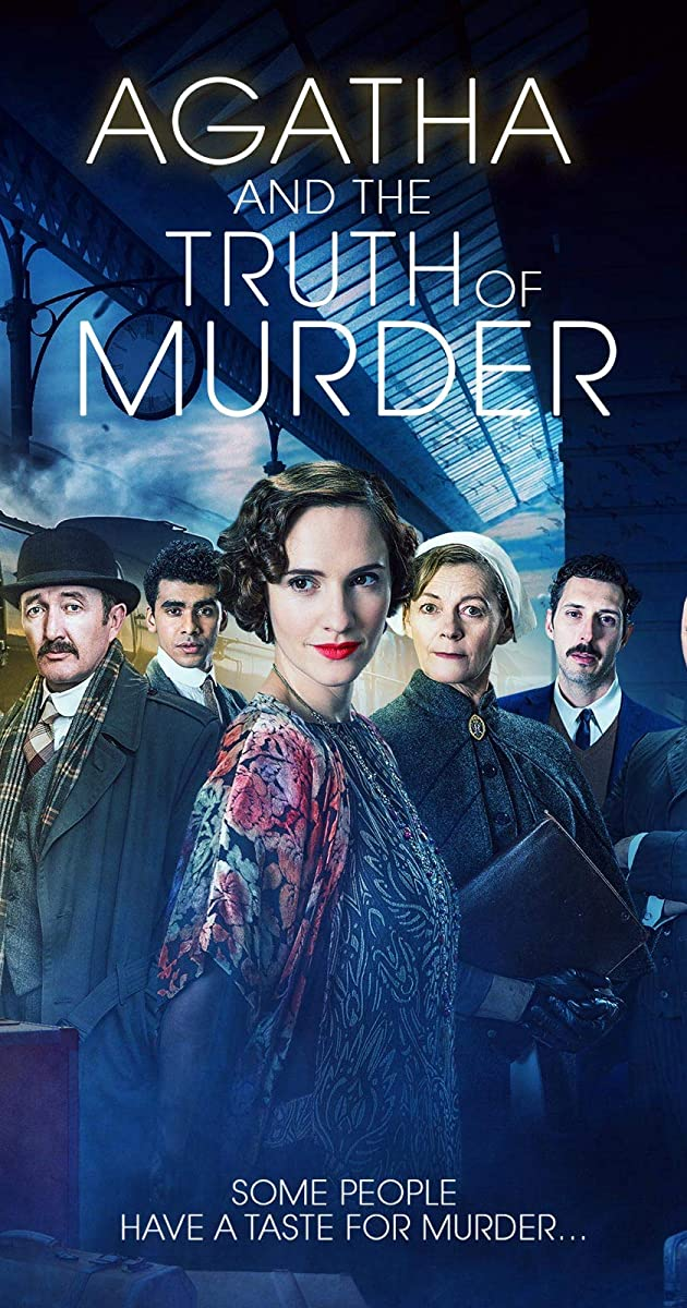 Subtitle of Agatha and the Truth of Murder