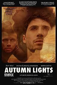 Guy Kent, Sveinn Ólafur Gunnarsson, and Marta Gastini in Autumn Lights (2016)
