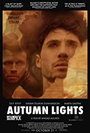 Autumn Lights Poster