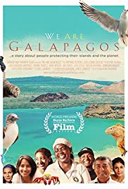 We Are Galapagos Poster