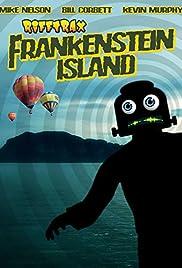 Rifftrax: Frankenstein Island Poster