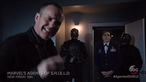 Marvel's Agents Of S.H.I.E.L.D.: Rise And Shine