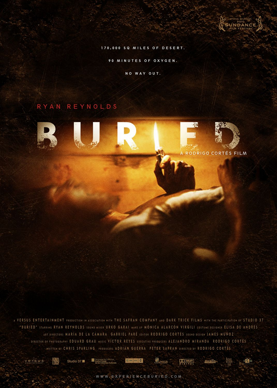 Image result for Buried (2010)