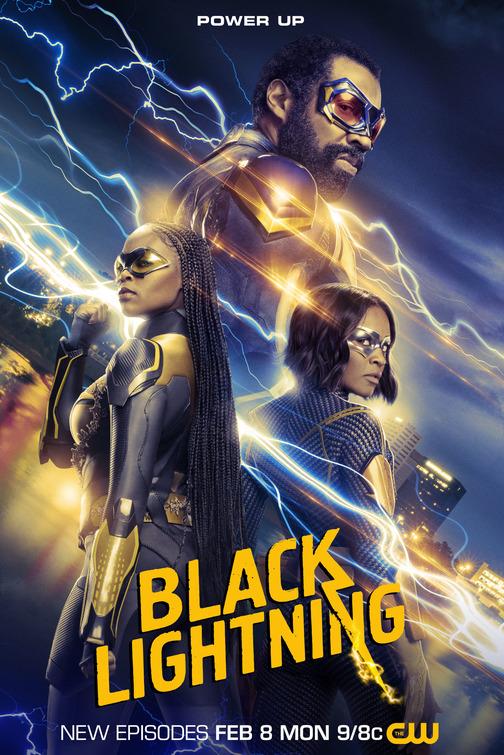 Black Lightning (TV Series 2017–2021) - IMDb