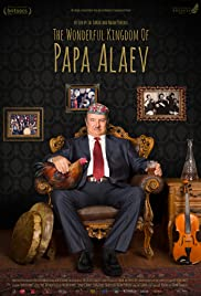 The Wonderful Kingdom of Papa Alaev Poster