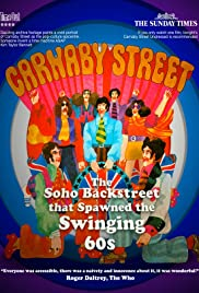 Carnaby St. the Soho backstreet that spawned the swinging 60s (part 2) Poster