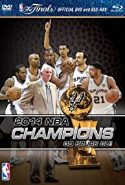 The 2014 NBA Finals Poster