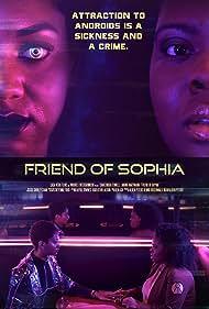 Janine Hartmann and Fennell Chakendra in Friend of Sophia (2021)