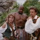 Lee Armstrong, Oscar Dillon, and Edward Kerr in Magic Island (1995)