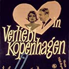 Siw Malmkvist and Henning Moritzen in Forelsket i København (1960)