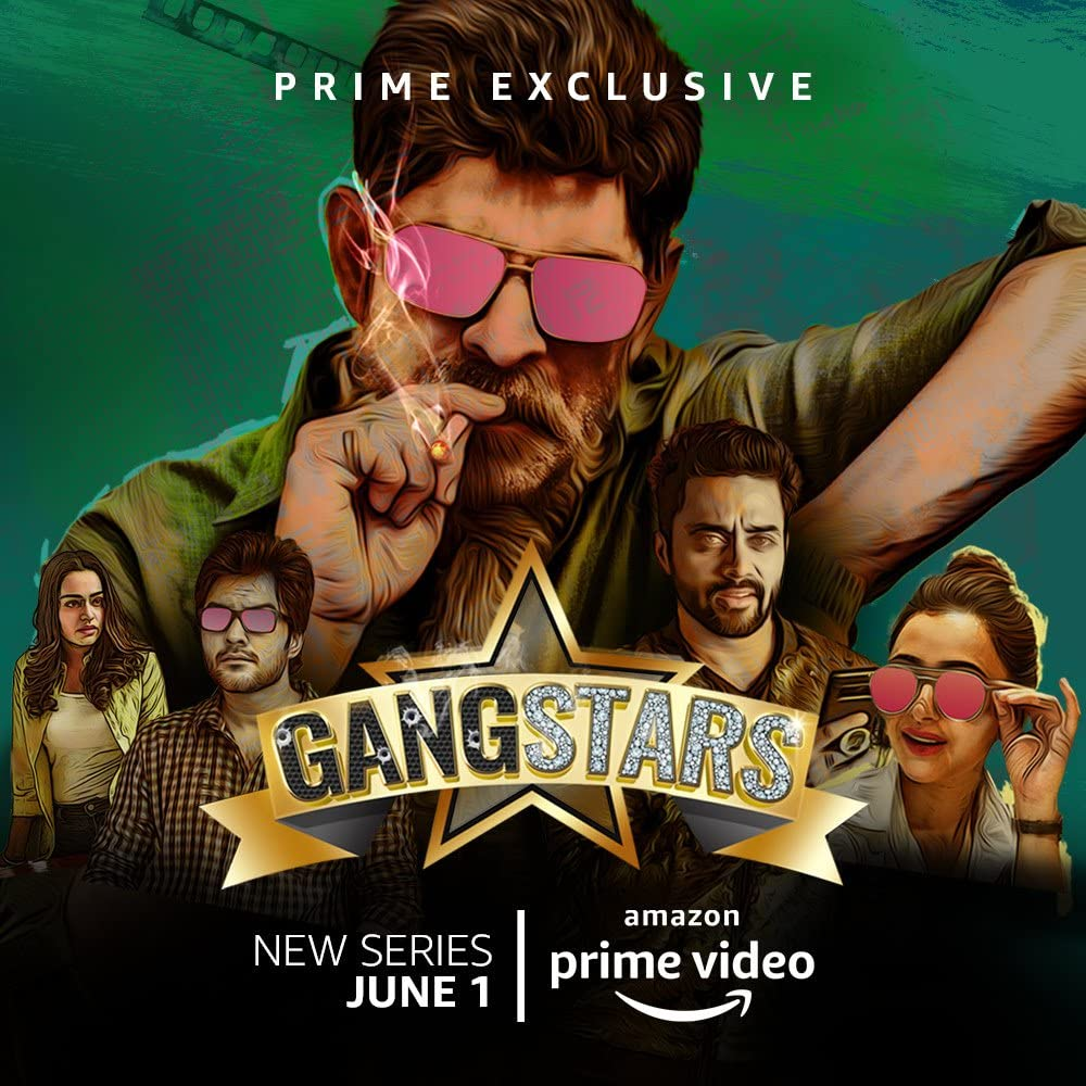 GangStars (2021) Season 1 (Amazon Prime)