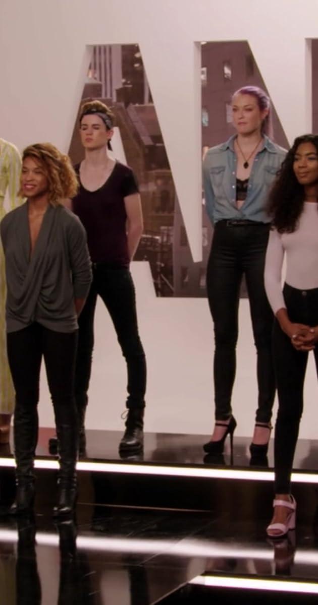 America S Next Top Model The Comeback Tv Episode 2017 Justine