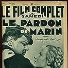 Heinrich George and Erika Helmke in Das Meer ruft (1933)