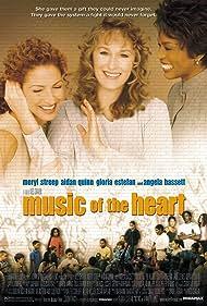 Angela Bassett, Meryl Streep, and Gloria Estefan in Music of the Heart (1999)