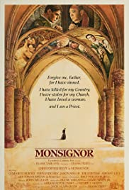 Monsignor (1982) Poster - Movie Forum, Cast, Reviews