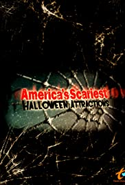 America's Scariest Halloween Attractions Poster