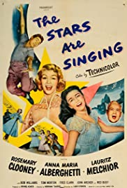 The Stars Are Singing Poster