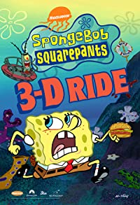 Primary photo for SpongeBob SquarePants 4-D Ride