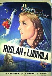 Ruslan i Lyudmila Poster