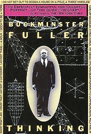 Buckminster Fuller: Thinking Out Loud Poster