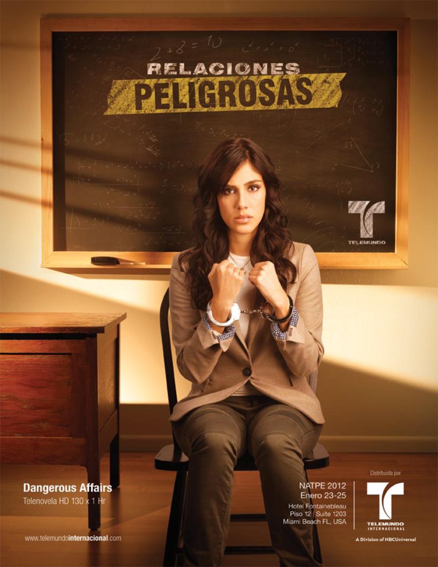 Relaciones Peligrosas (TV Series 2012– ) - IMDb