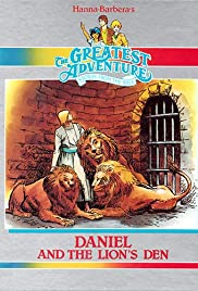 Daniel and the Lion's Den Poster