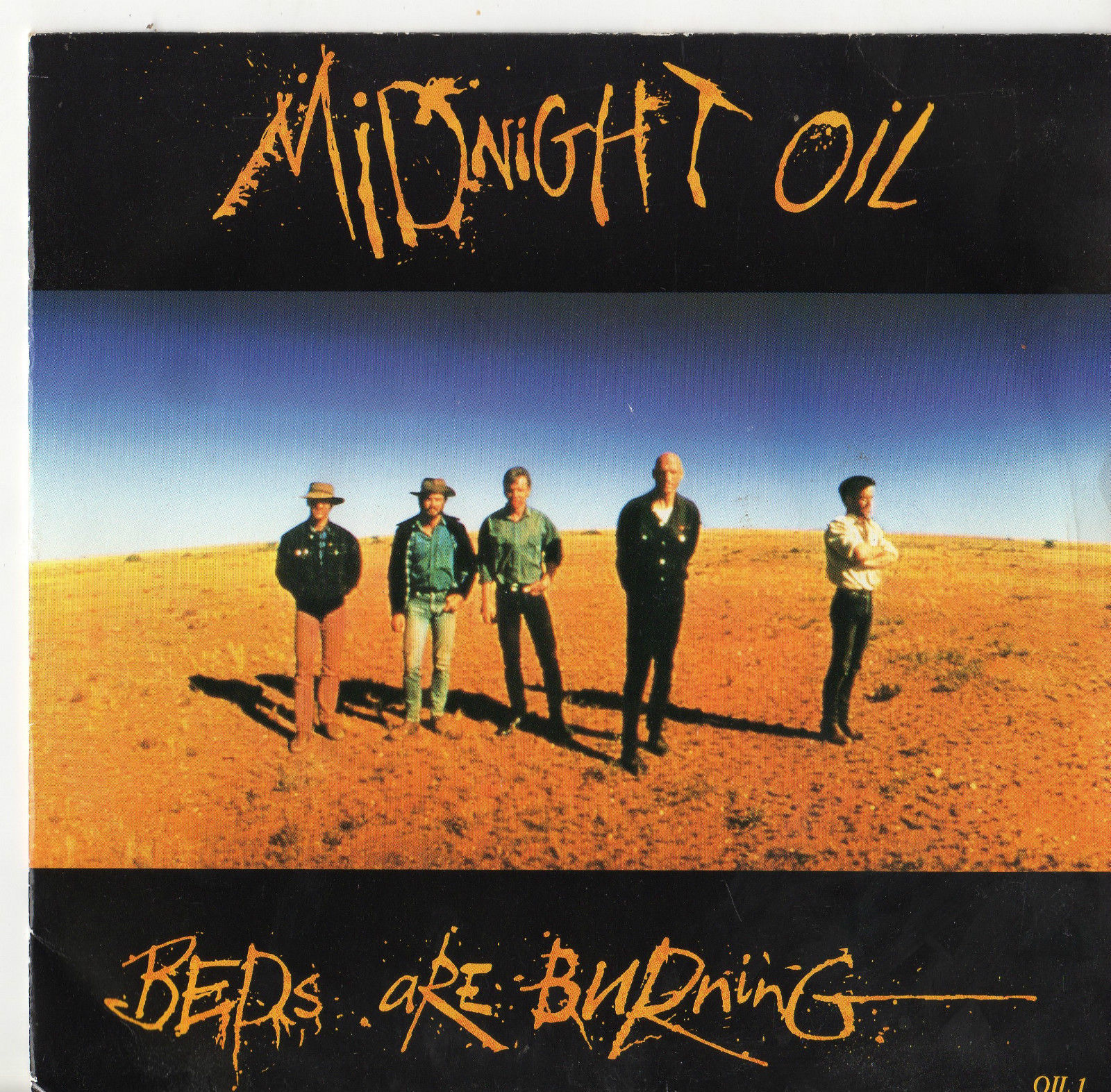 Midnight Oil Beds Are Burning Video 1988 Imdb