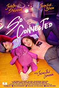 Janella Salvador and Jameson Blake in So Connected (2018)