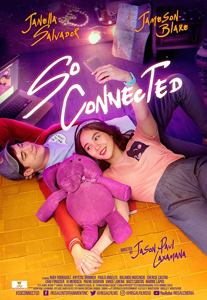 So Connected (2018) HDRip