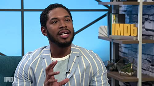 How Kelvin Harrison Jr. Took Cues From Odell Beckham Jr. and Pharrell in 'Waves'